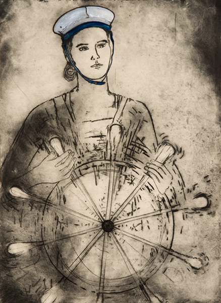 1.-Lulu-at-the-Helm,-2014